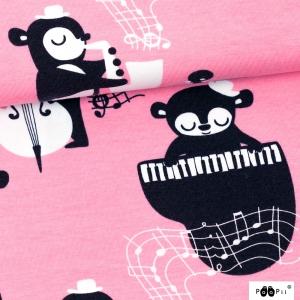 Bio-Jersey Paapii Rhythm light pink