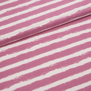 Bio-Sweat Mellow Stripes vintage rose
