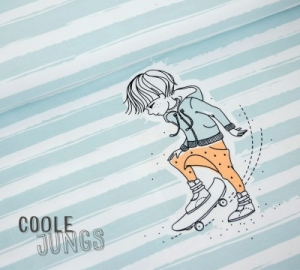 Jersey Coole Jungs - Skater Rapport