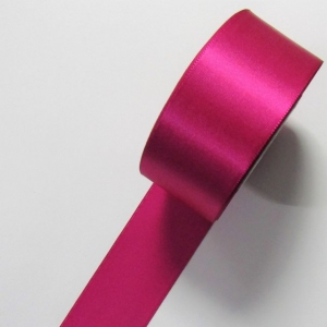 Satinband 40mm pink